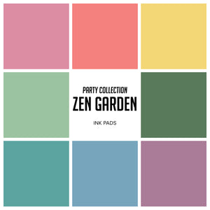 Spa Collection: Zen Garden Ink Pads Bundle