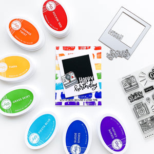 Oh Snap! Stamp Set
