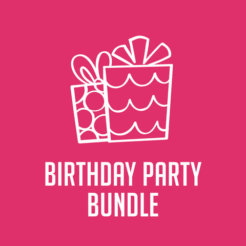 Birthday Party Bundle