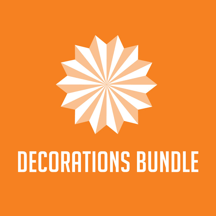 Decorations Bundle