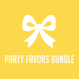Party Favors Bundle