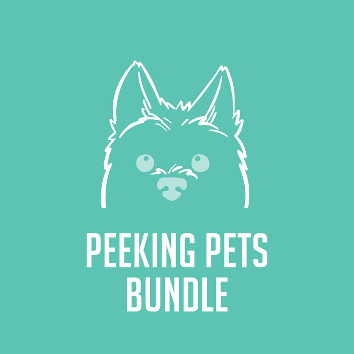 Peeking Pets Bundle