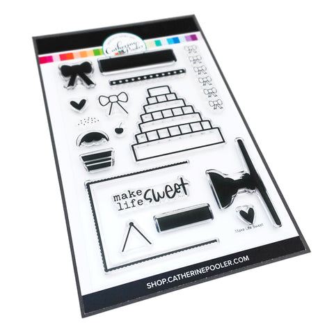 Make Life Sweet Stamp Set