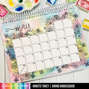 May Stamp Set