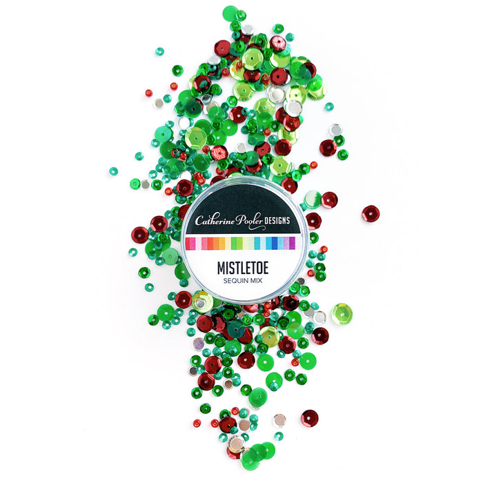 Mistletoe Sequin Mix
