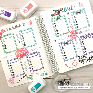 Going Where? Stamp Set