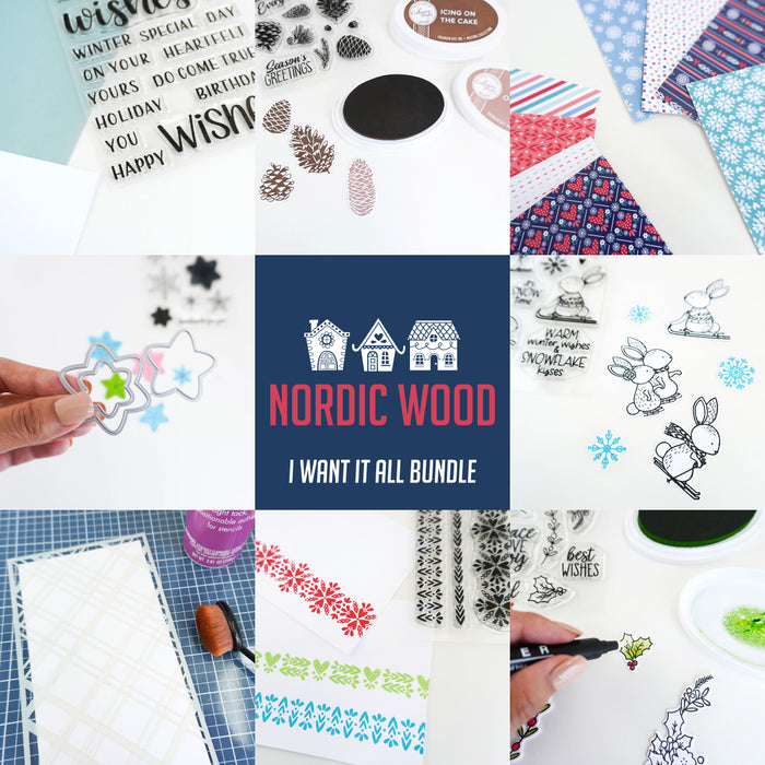Nordic Wood I Want it All - One Click Bundle