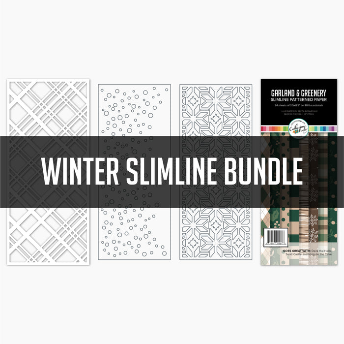 Winter Slimline Bundle