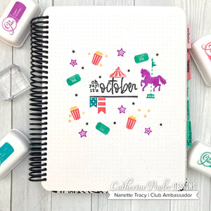 Oh Yay! It's October Stamp Set