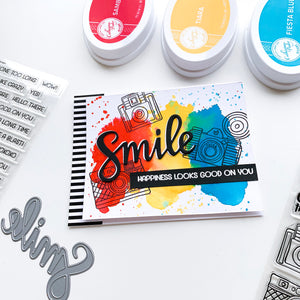 One Liners Sentiments Stamp Set
