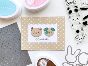 Oh, Baby Stamp Set
