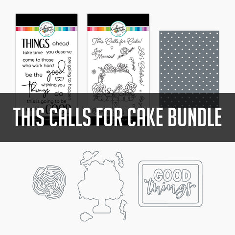 This Calls for Cake Bundle