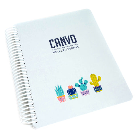 Out West Canvo Journal