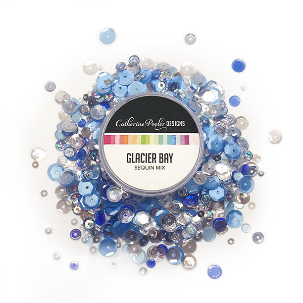 Glacier Bay Sequin Mix
