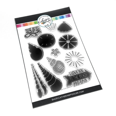 She Sells Seashells Stamp Set