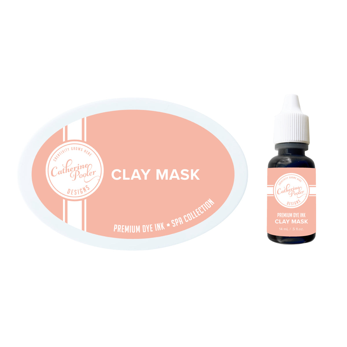 Catherine Pooler Designs Clay Mask Ink