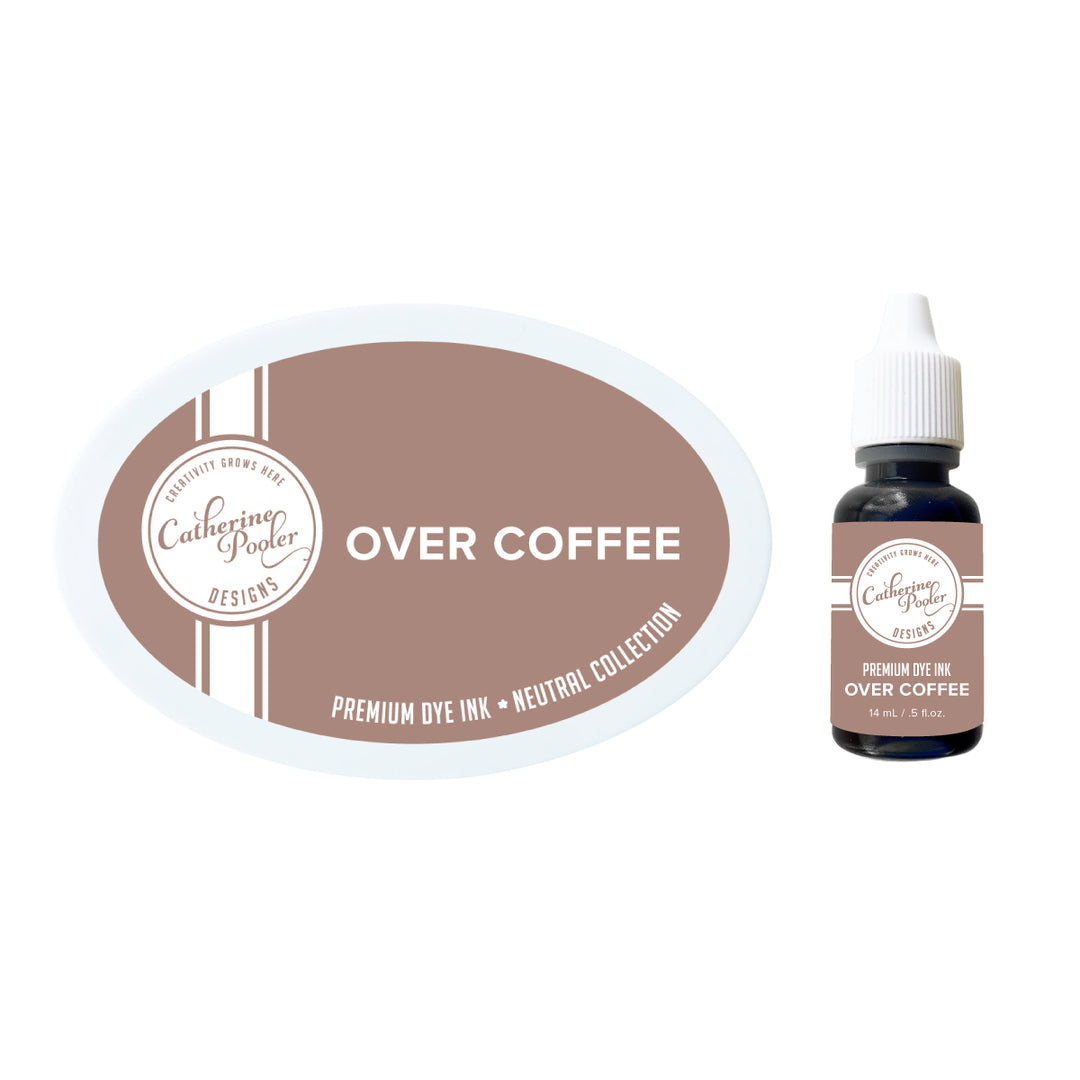 Catherine Pooler Designs Over Coffee Ink