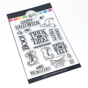 Everything but the Broom Stamp Set