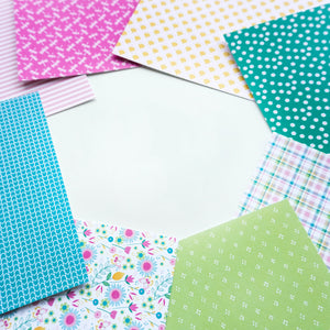 Summer Pick-n-Mix Patterned Paper