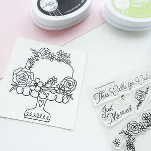 This Calls for Cake Stamp Set