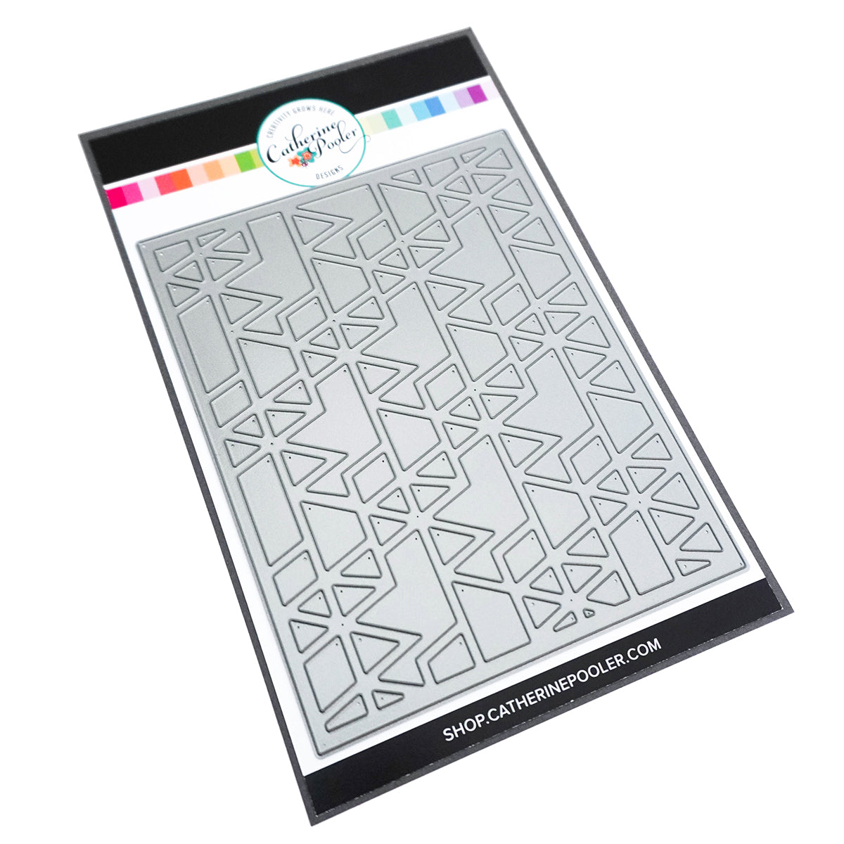 Catherine Pooler Designs Triangle Cover Plate Die