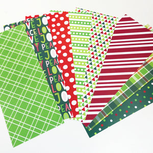 Under the Tree Slimline Patterned Paper