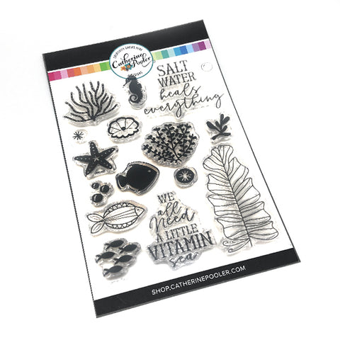 Vitamin Sea Stamp Set