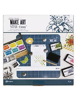 Make Art STAY-tion by Wendy Vecchi