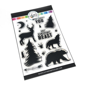 Wild About You Stamp Set