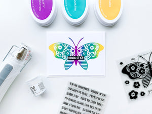 Wings of Joy Stamp Set