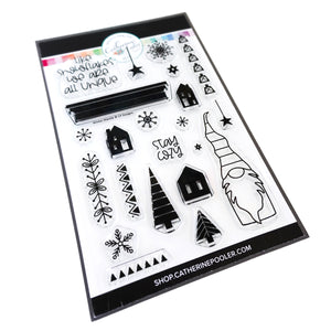 Winter Mantle Stamp Set