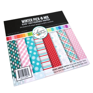 Winter pick-n-mix paper pack