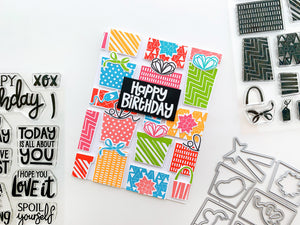 Wrap It Up Stamp Set