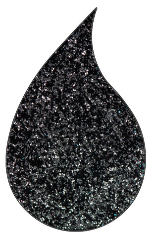 Black Twinkle Embossing Glitter by WOW