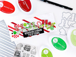Nice List Stamp Set