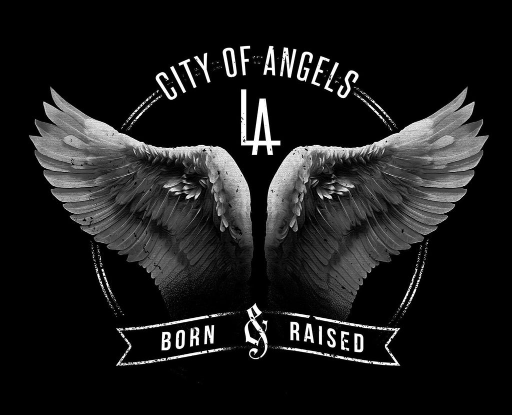 Born Rite Streetwear & Better Dayz Clothing - City Of Angels