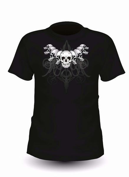 Better Dayz Clothing - Skull T-Shirt -  - 1