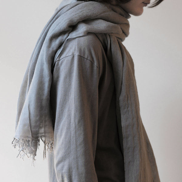 grey cashmere scarves