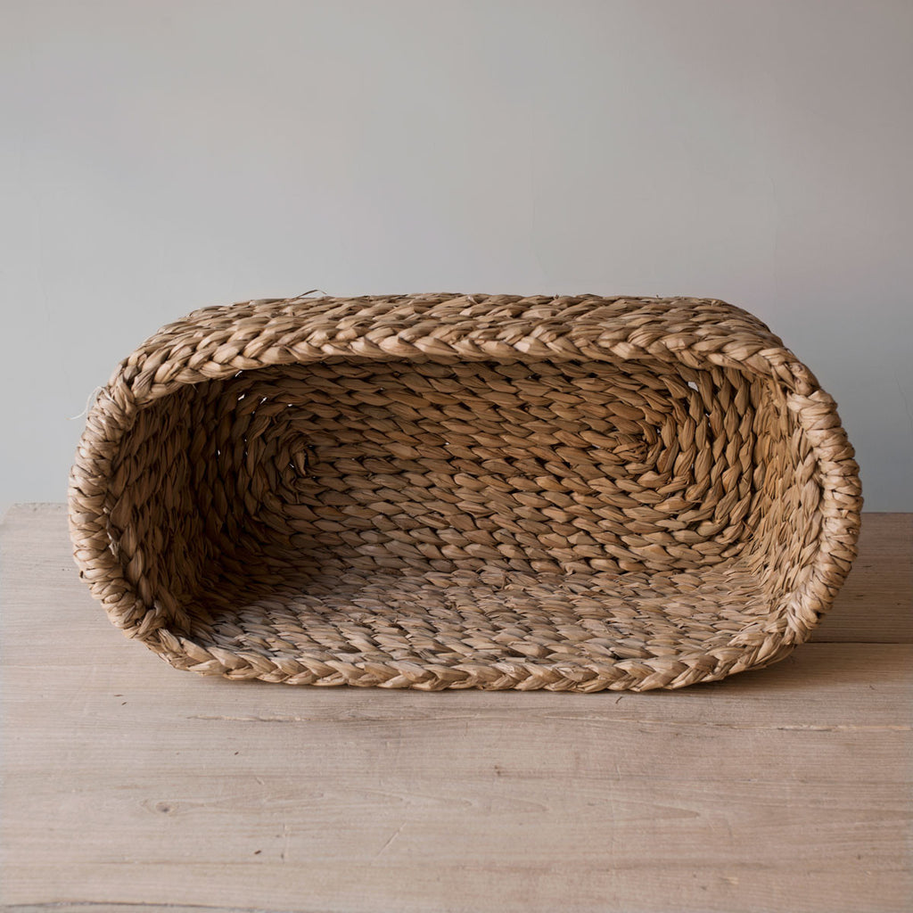 natural seagrass baskets