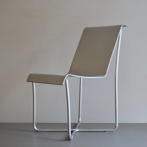 Gehry aluminium chair