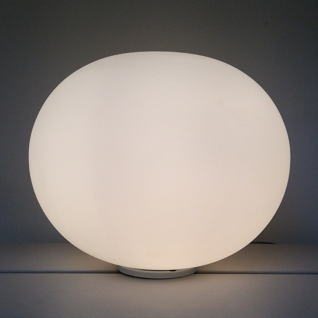 white glo-ball light