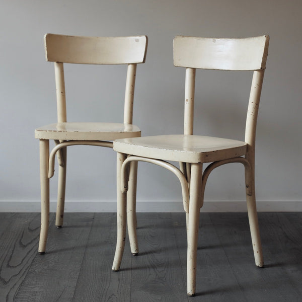 Thonet bentwood chairs
