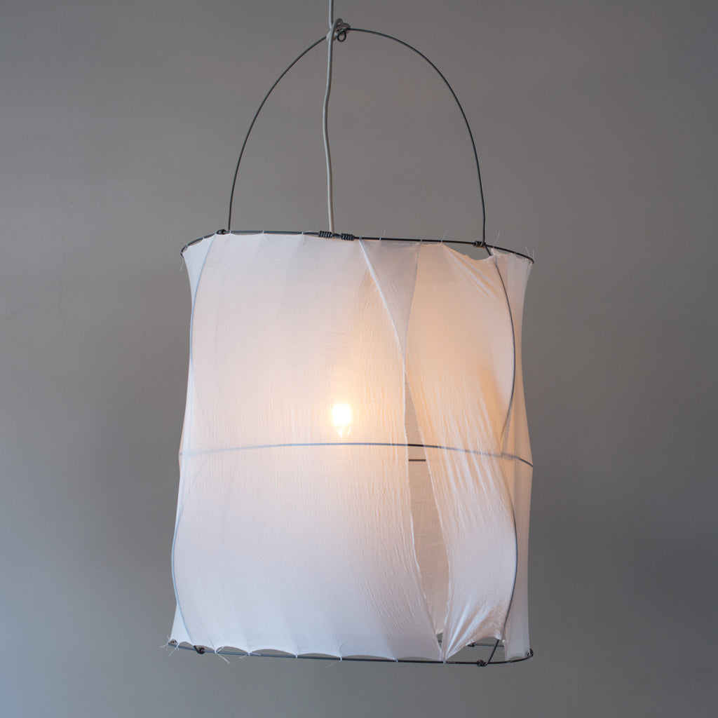 white Koushi pendant light