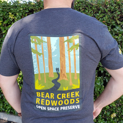 Bear Creek Redwoods T-shirt
