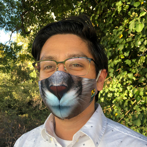 Mountain Lion Mask