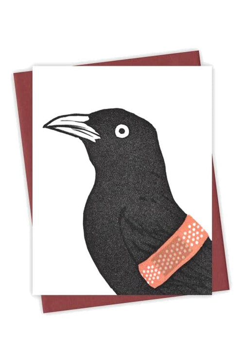 Fly Again Grackle Card