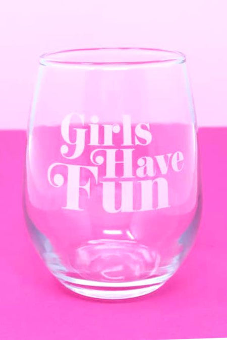Outdorsy - Wine Glass