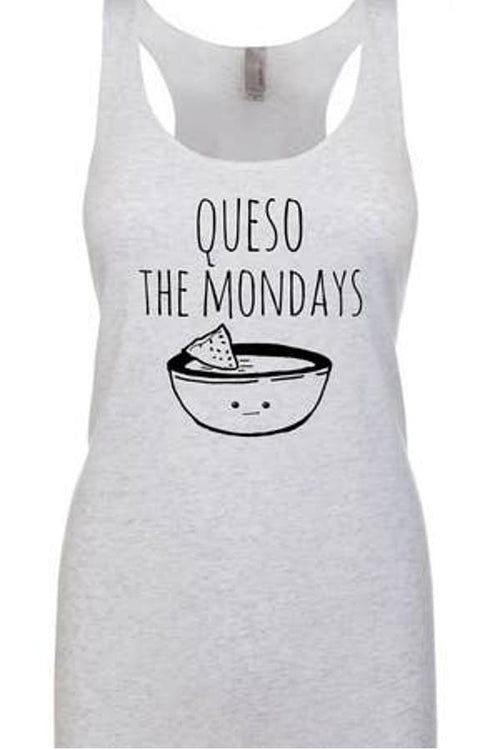 Queso The Mondays - Tank Top