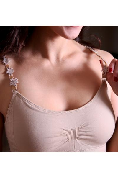 coobie beige bra straps replacements