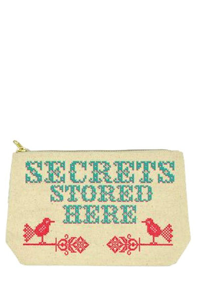 Secrets Stored Here B... Bag